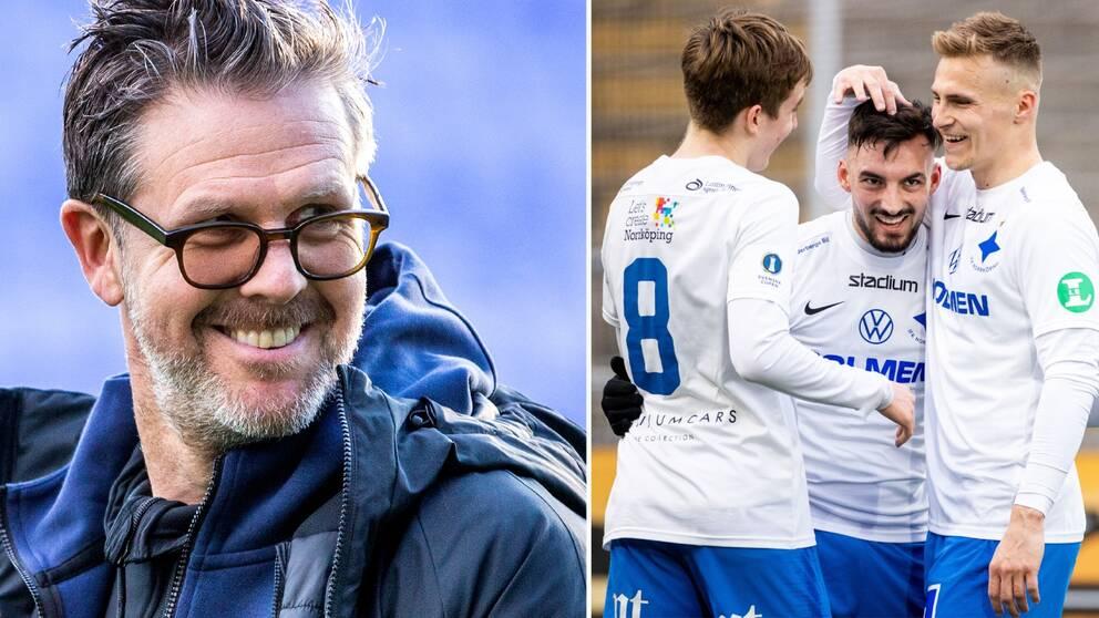 Rikard Norling siktar högt med IFK Norrköping