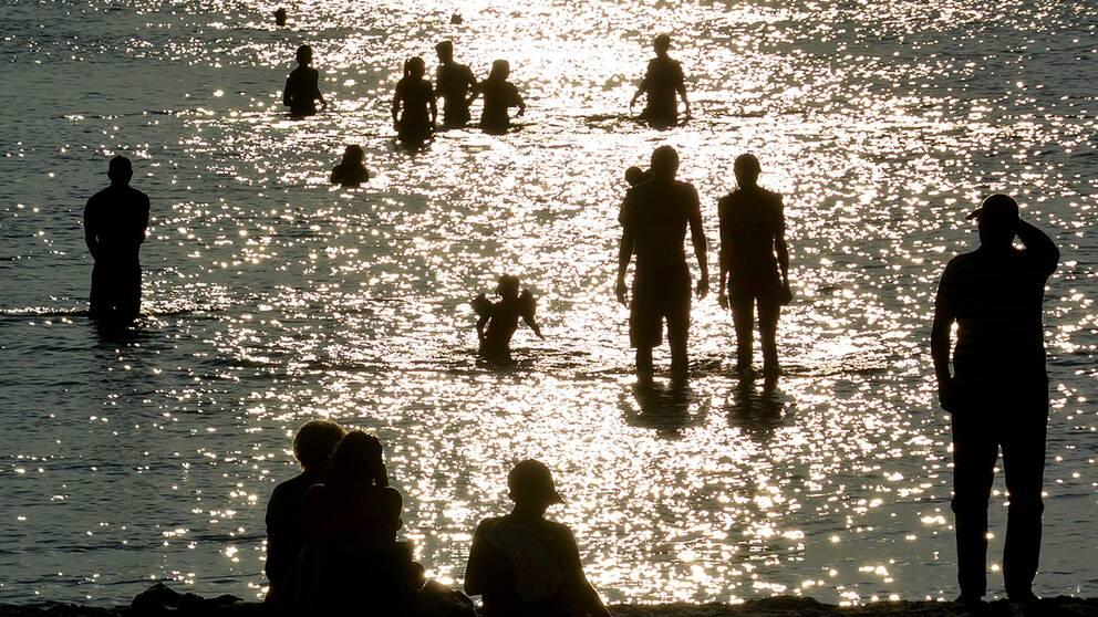Förra sommaren dog 180 fler äldre personer än förväntat, bara i Stockholmsområdet, där värmen var den huvudsakliga orsaken, enligt en analys.
