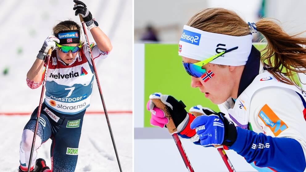 Helene Marie Fossesholm ändrar upplägget inför OS i Peking.