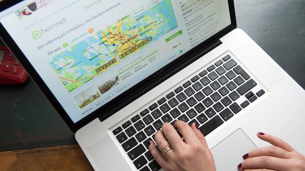Bostadssajten Hemnet planerar för Stockholmsbörsen