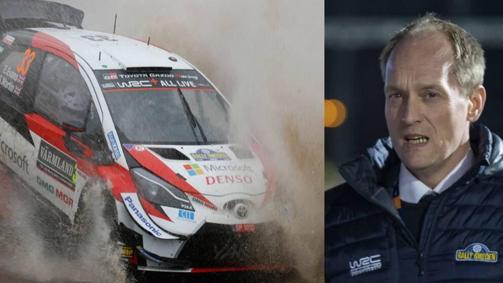 De milda vintrarna blev till slut dödsstöten för Svenska rallyt i Värmland. I klippet berättar rallyts vd Glenn Olsson om varför tävlingen nu försvinner till Umeå.