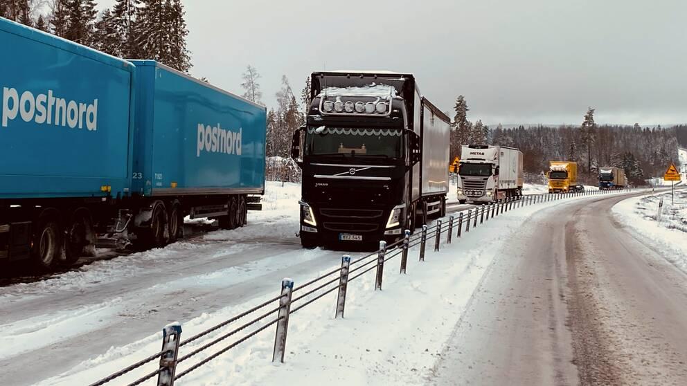 E4 vid Högsnäs