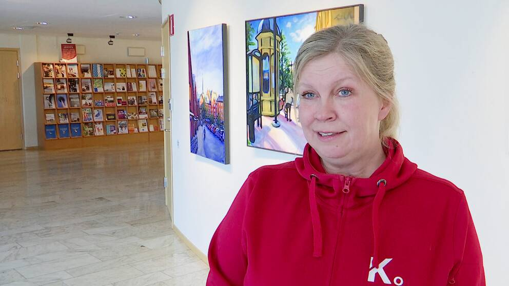 Marianne Engberg, ordf Kommunals sektion inom Region Norrbotten
