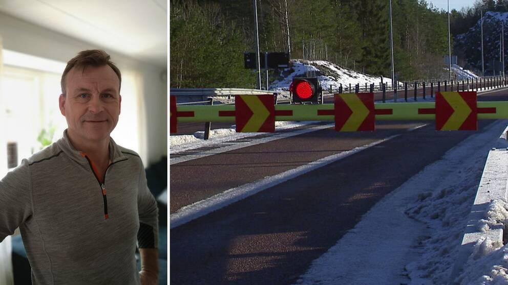 Beskedet tas emot med både ilska och uppgivenhet av veckopendlaren Lennart Eriksson i Sunne.