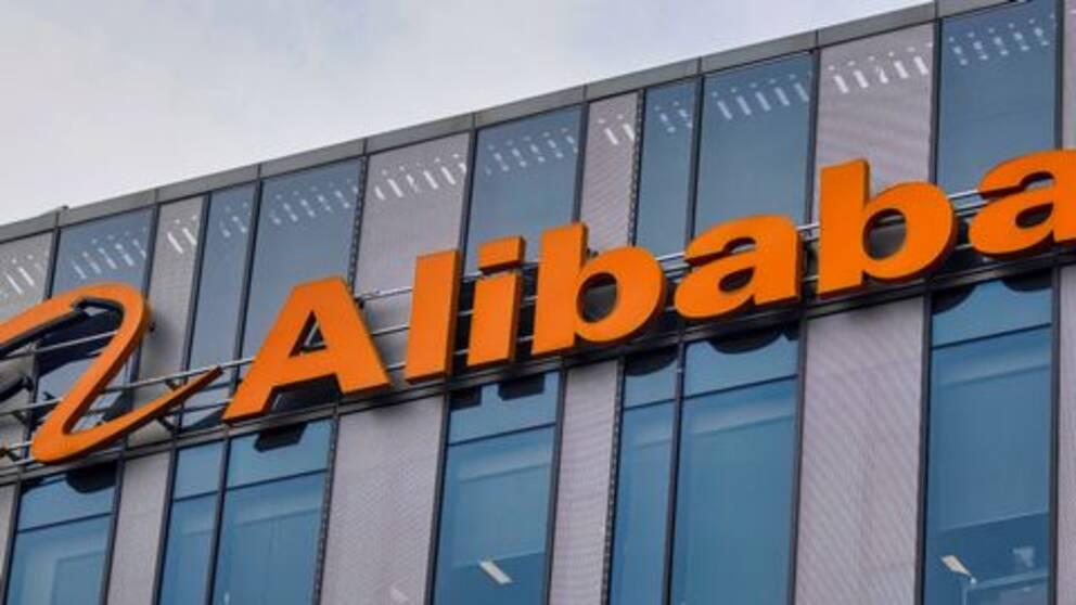 Alibabas huvudkontor i Shanghai.