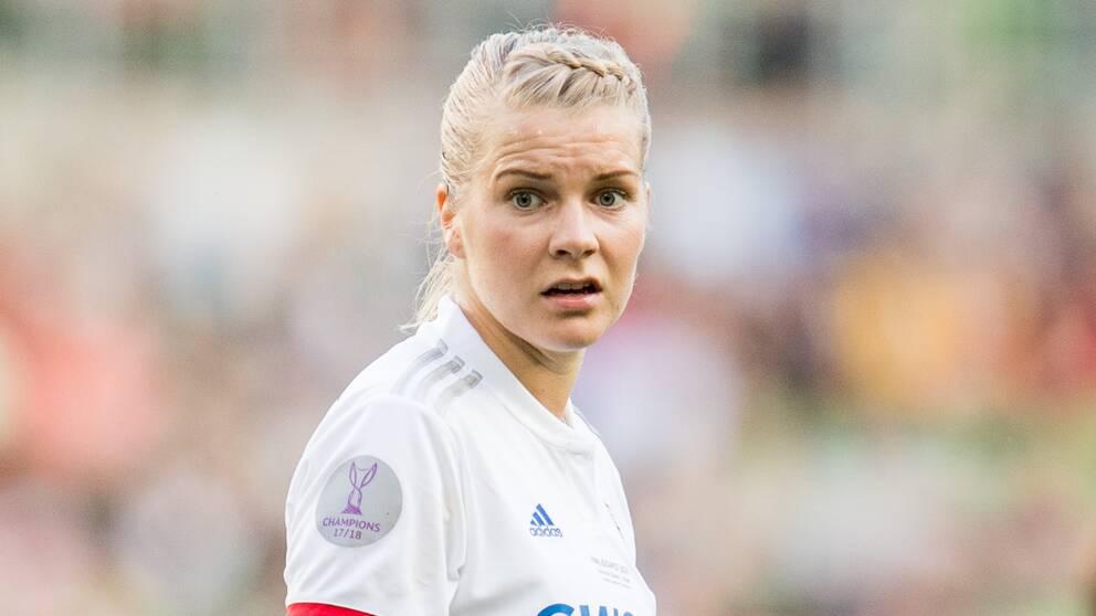 Ada Hegerberg missar resten av säsongen.