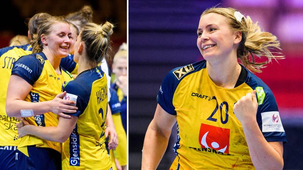 Isabelle Gulldén satsar allt på klubblaget.