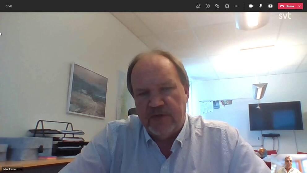 Peter Jonsson (S), kommunalråd i Torsby, säger att han förstår att folk är upprörd