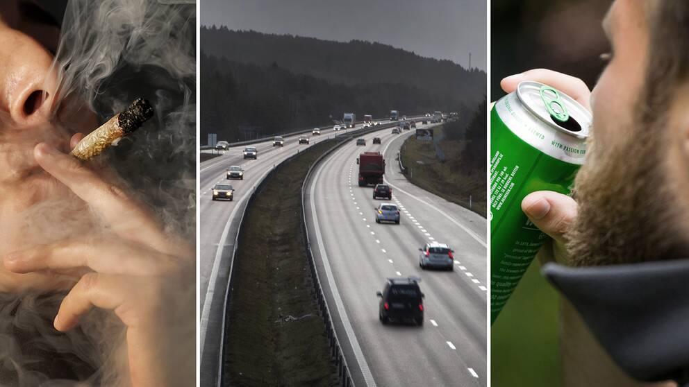 Vilka är det egentligen som fälls i domstol för rattfylleri? Starta klippet för att få snabbkoll på saken – SVT Nyheter Halland har gått igenom samtliga rattfylleridomar från 2020 i länets två tingsrätten.