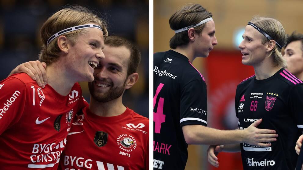 Storvreta och Falun gör, som vanligt, upp om SM-guldet i innebandy. SVT direktsänder SM-finalen och här guidar gästexpert David Gillek inför matchen.