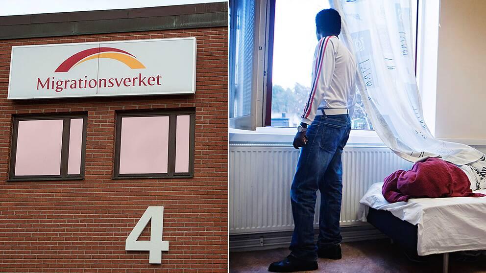 Arkivbild. Yassin, 16 år, har kommit som ensamkommande barn till Sverige via Somalia.