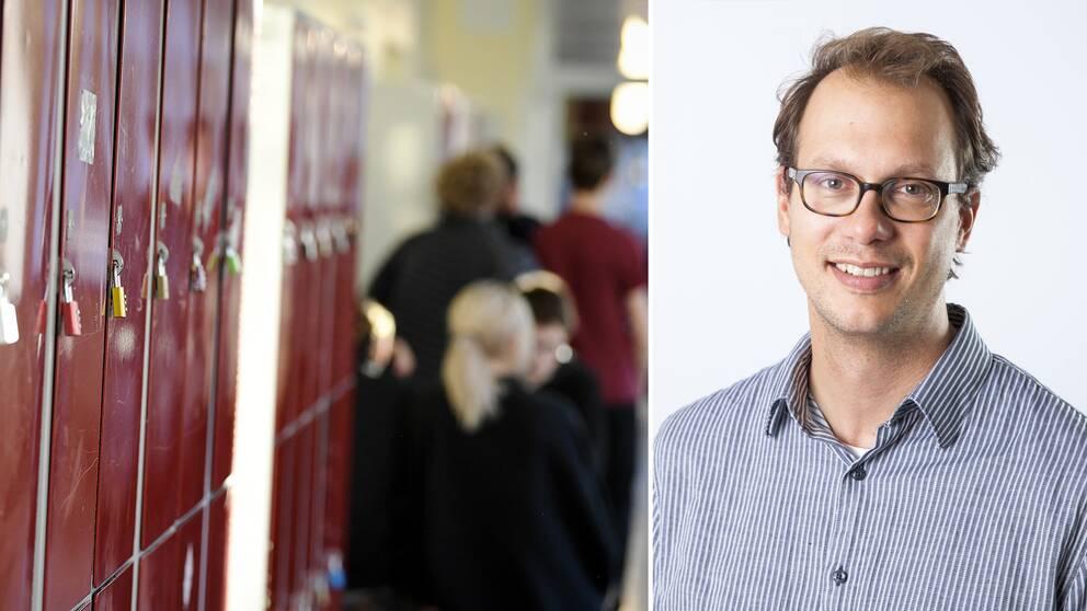 skolforskaren JonasVlachos