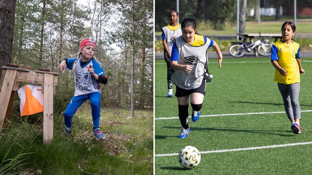 Barn och ungdomar får numera tävla och spela matcher – men inte inom alla sporter.