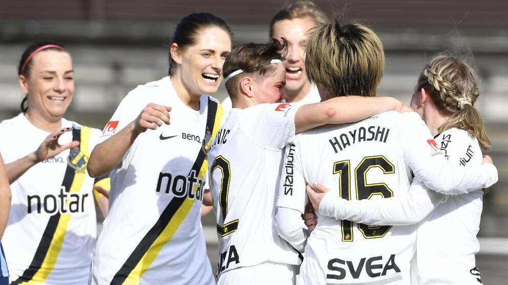 AIK vände i Stockholmsderbyt.