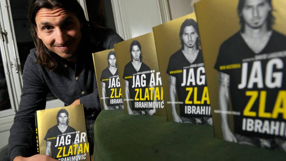 Zlatan Ibrahimovic behöver troligen inte göra sig redo för att möta pressen när Nobelpriset i litteratur ska avslöjas.