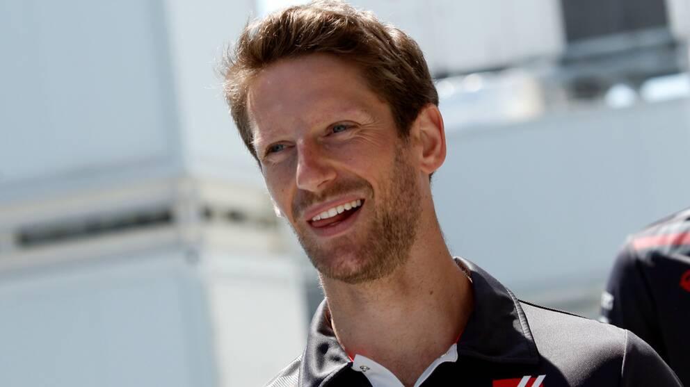 Romain Grosjean kommer att köra en F1-bil efter skräckolyckan.