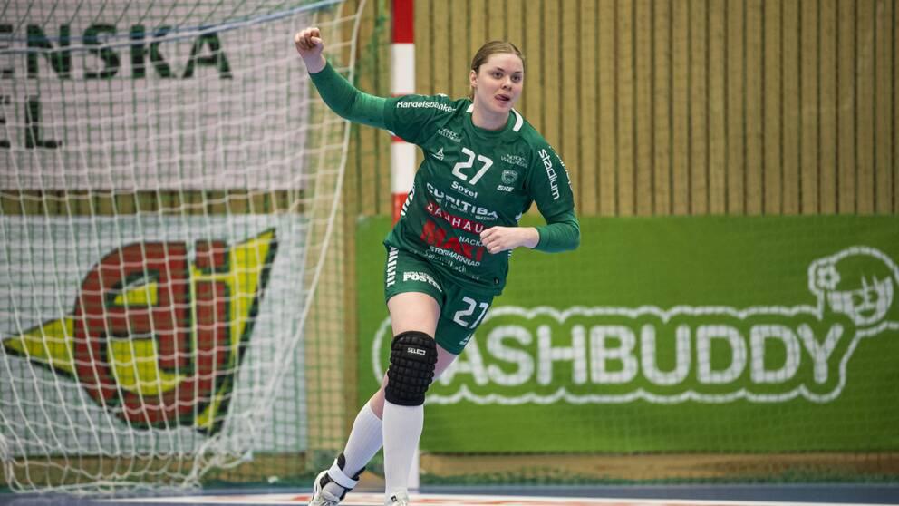 Ulrika Olsson är klar för Västerås Irsta.