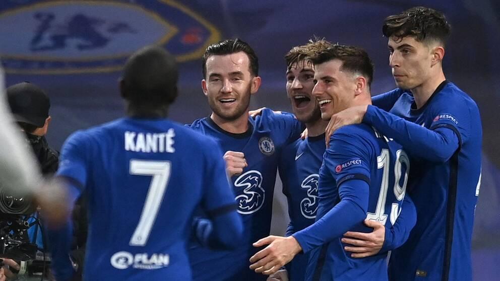 Chelsea är klart för final i Champions League