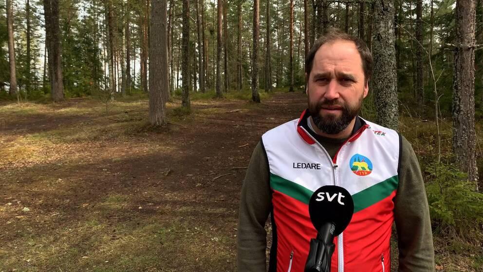 Hör OK Tyrs ordförande Martin Ljungberg berätta hur en höjning till 150 deltagare skulle påverka klubben.