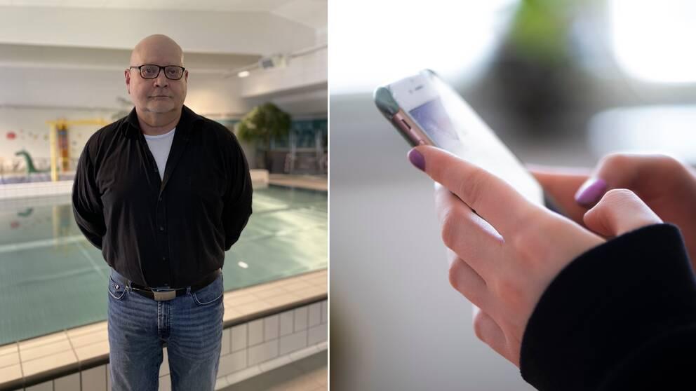 Sune Andersson (S), ordförande utbildningsnämnden.