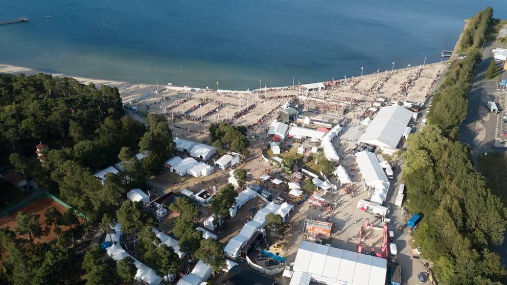 Precis som förra året kommer sommarens Åhus Beach enbart att genomföras digitalt.
