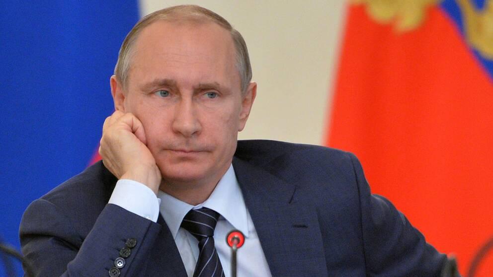 Under president Vladimir Putins styre har ryska mediers manöverutrymme minskats.