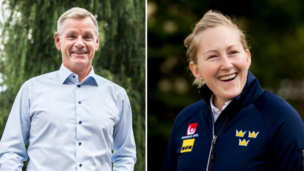 Håkan Loob och Kim Martin blir nya experter under ishockey-VM.