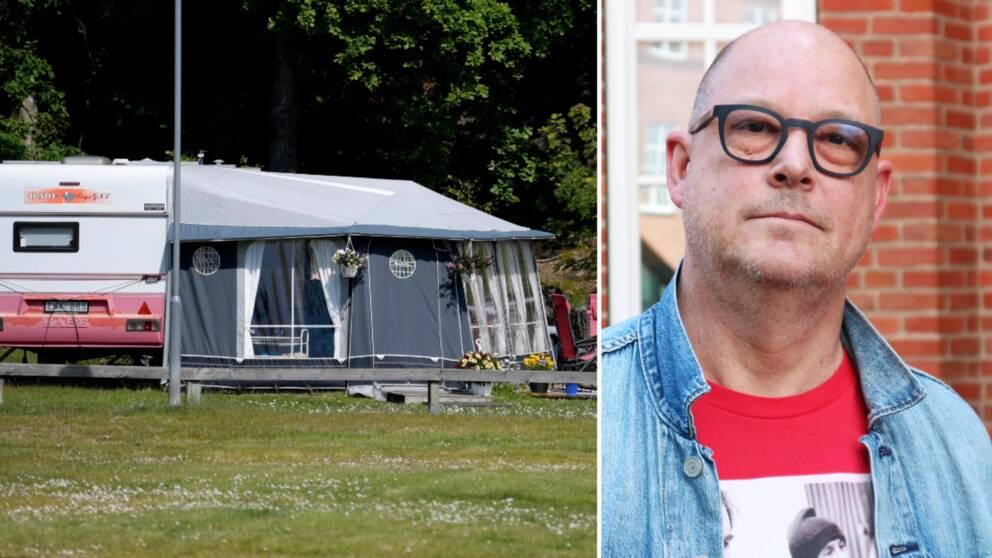 camping, Mats Berggren