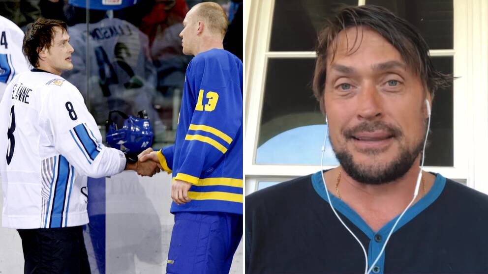 Inget mästerskapsguld med Finland. Teemu Selänne minns den mest smärtsamma förlusten, OS-finalen mot Sverige.