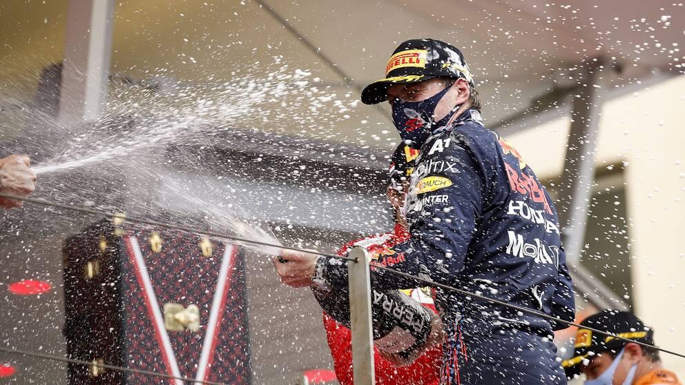Verstappen vann Monacos GP