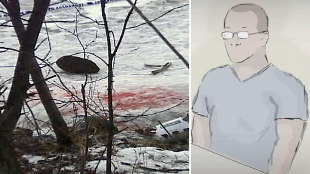 Hagamannen, serievåldtäktsman i Umeå under åtta års tid.