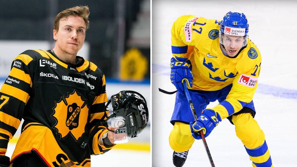 Pär Lindholm lämnar Skellefteå till nästa säsong för spel i KHL – men återvänder sedan tillbaka.
