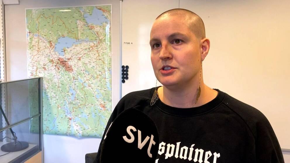 Sofia Kempe, gruppledare Brottsförebyggande blocket, Linköpings kommun
