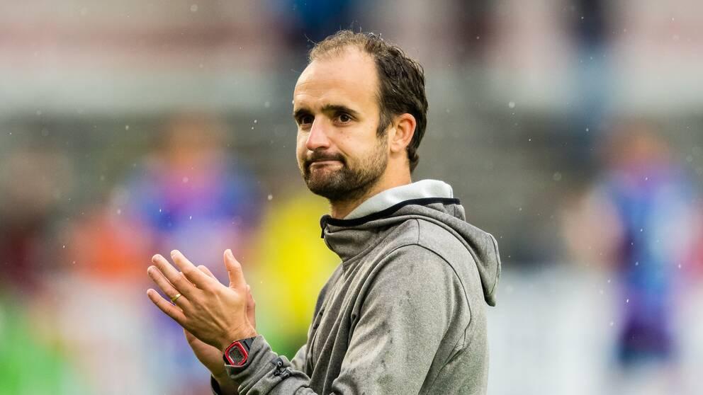 Vitor Gazimba är ny huvudtränare i Örebro.