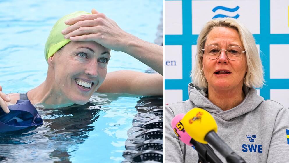 Alshammars OS-chanser är inte glasklara, säger förbundskapten Ulrika Sandmark.