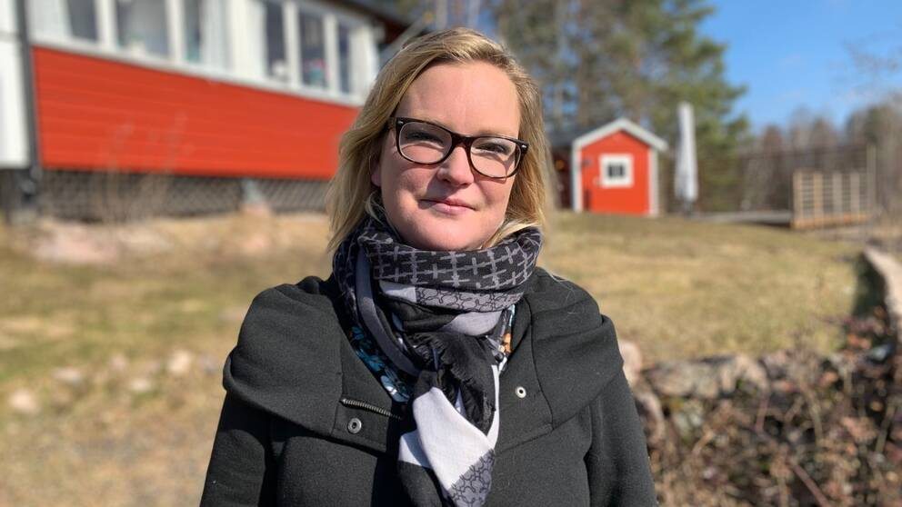 Anna Törnström 35 år från Boxholm