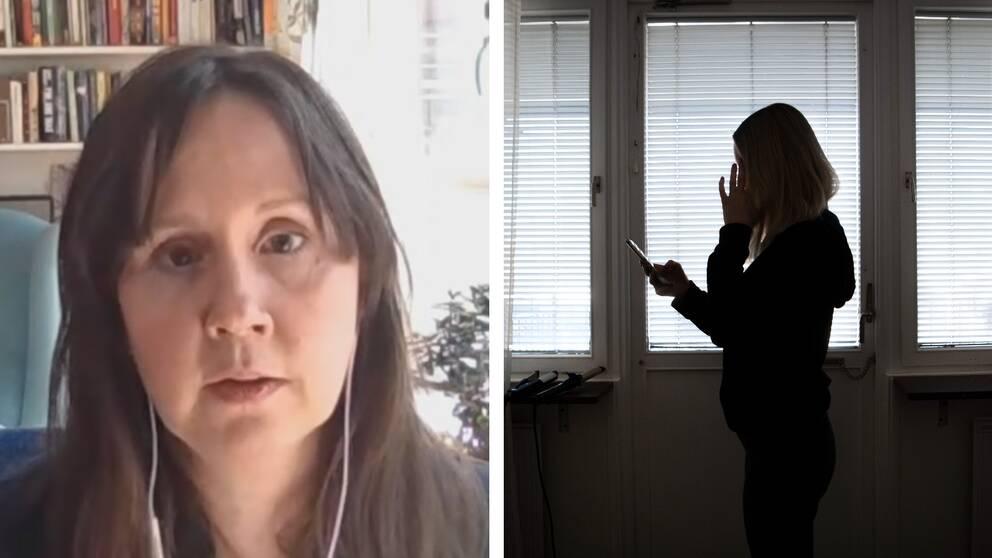 Katharina Tollin, utredare på Brottsförebyggande rådet.