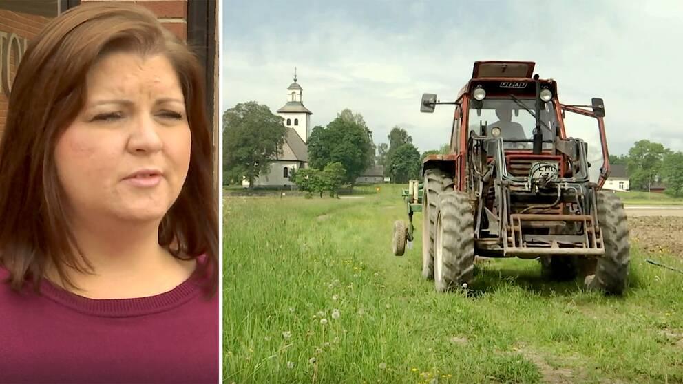 Starta klippet för att höra vad Grums kommunalråd Malin Hagström (S) tänker om det faktum att man är en av landets sämsta kommuner på att handla lokalt.