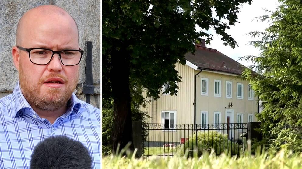 Starta klippet för att höra Magnus Nordahl vid barn- och ungdomsförvaltningen i Falu kommun berätta om hur man går vidare med ärendet med den femårige pojken som hittades död i Hagfors.