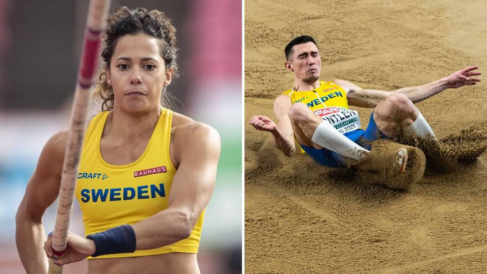 Ont om stjärnor i svenska truppen i lag-EM. Bara Angelica Bengtsson och Thobias Montler har en OS-biljett.