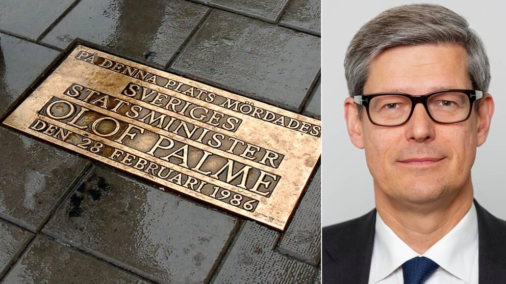 Justitieombudsmannen Per Lennerbrant har granskat pressträffen där Skandiamannen pekades ut som trolig mördare av Olof Palme.