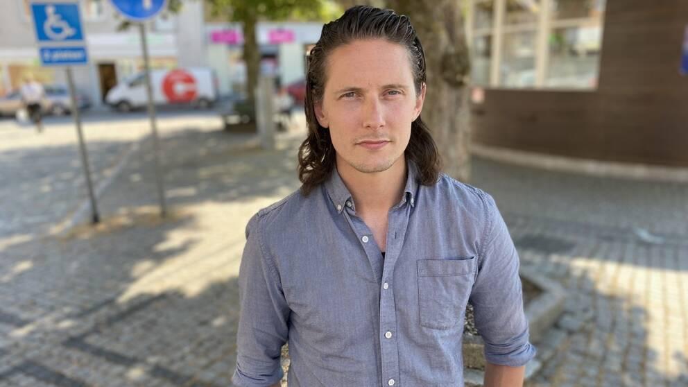 Johan Persson, vd Österlen VA