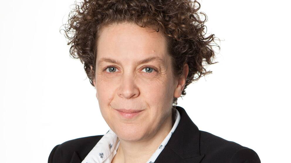 Eva Gedin, förlagschef Norstedts.
