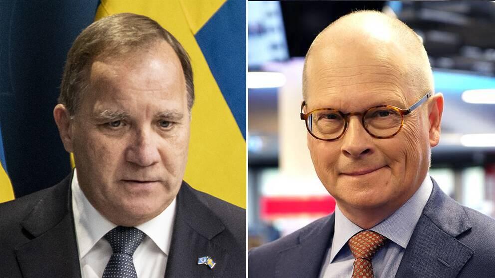 Stefan Löfven/Mats Knutson