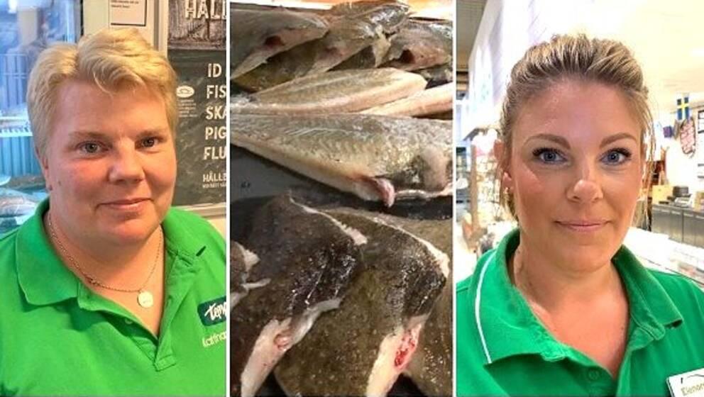 Marika Gardarfve. Fiskdisk. Elenor Nilsson.