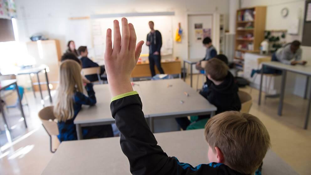För att täcka framtida behov av lärare borde antalet nya elever på lärarutbildningen vara 8000 fler per år än i dag