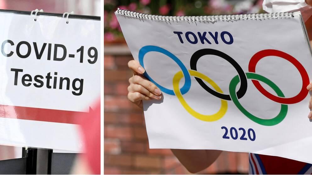 16 nya covidfall har konstaterats i Tokyo.