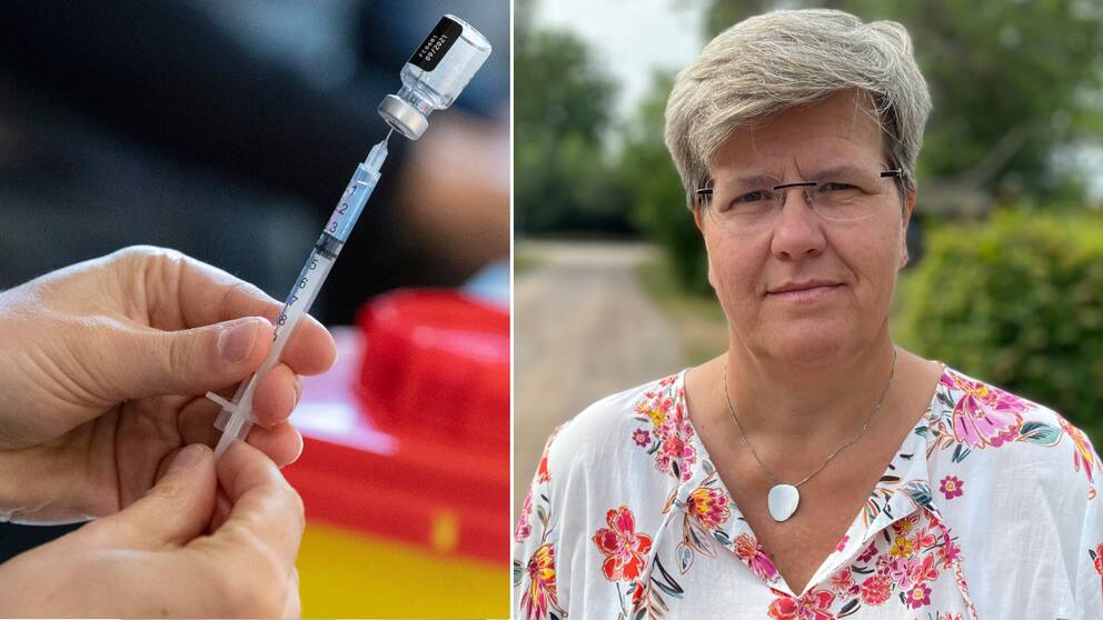 Marie Ragnarsson, vaccinsamordnare, tror att vaccinationsintresset bland 16- och 17-åringarna kan komma att vara lägre än i övriga åldersgrupper.