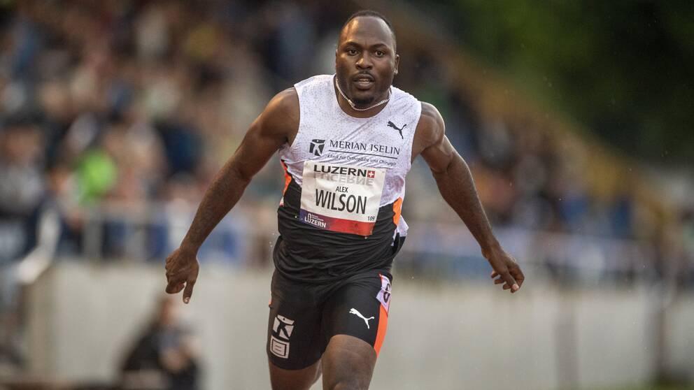 Alex Wilson.