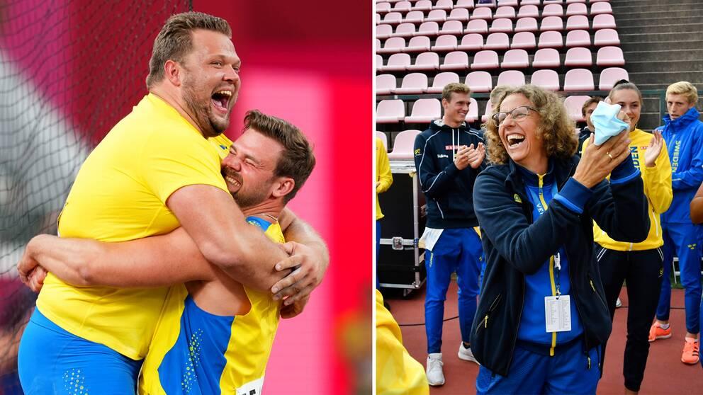 En perfekt start på OS i Tokyo, konstaterar förbundskaptenen Karin Torneklint.